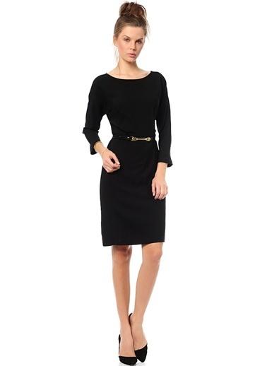 Limon Company Kalem Elbise Siyah
